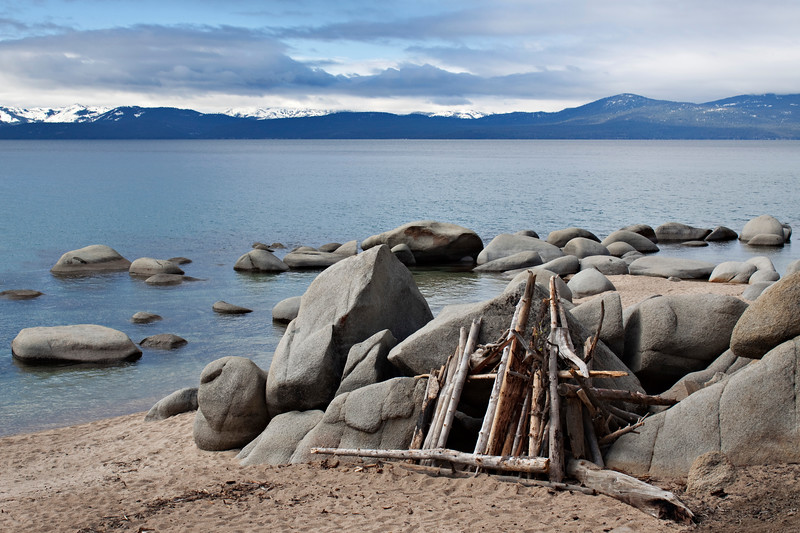 Shelter on the East Shore