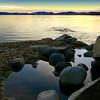 Third Creek Entering Lake Tahoe