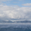 Fog Over Lake Tahoe