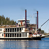 Tahoe Queen at Emerald Bay