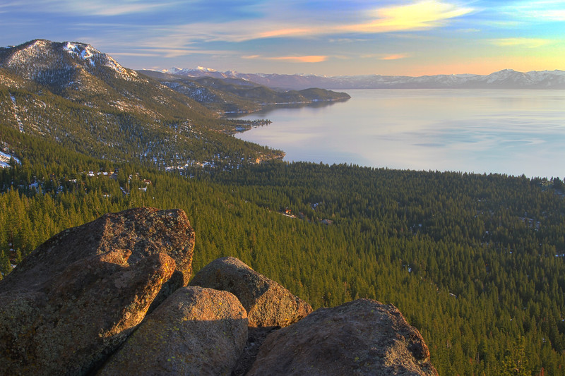 Another Lean Year for Snow at Lake Tahoe