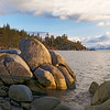 Eastshore of Lake Tahoe