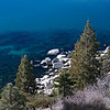 Shoreline at Lake Tahoe