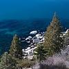 Shoreline at Lake Tahoe