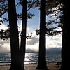 Incline Beach in Winter