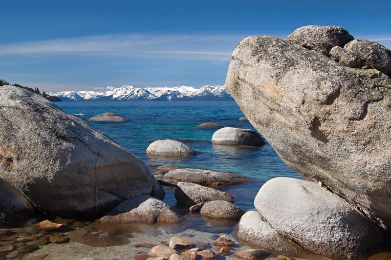 Rocks at Bonsai Beach