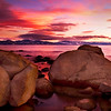 Tahoe Vista Sunset-2