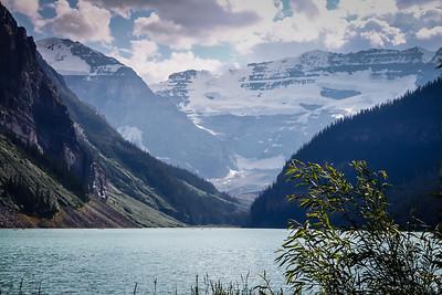 Lakes Agnes - July 2013