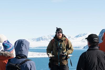 Good morning, my dear Arctic explorers! Photo Lisa M. Dellwo