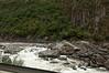 Rapids on the Urubamba River