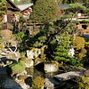 the little garden at the Ryokan