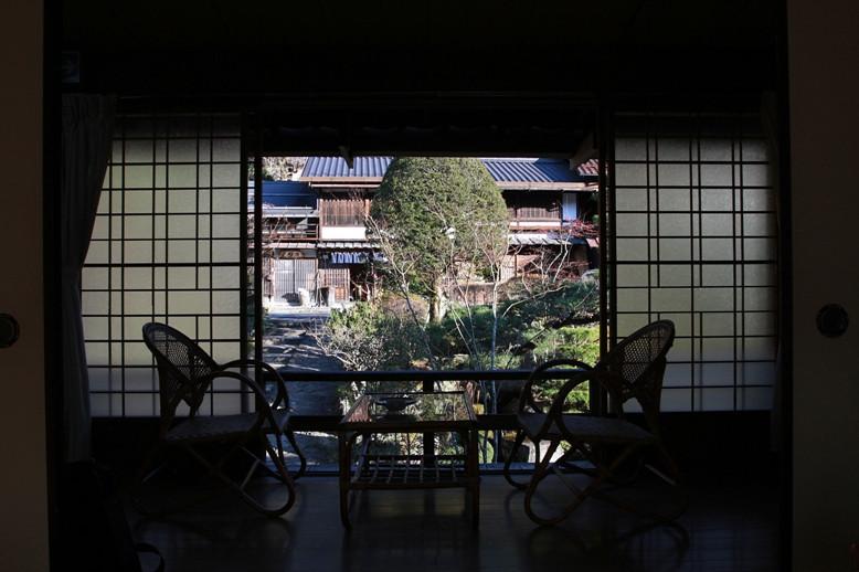 Our Ryokan in Tsumago (妻籠宿), Kiso Valley (木曾谷, Kiso-dani)