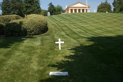 Edward Kennedy's Grave