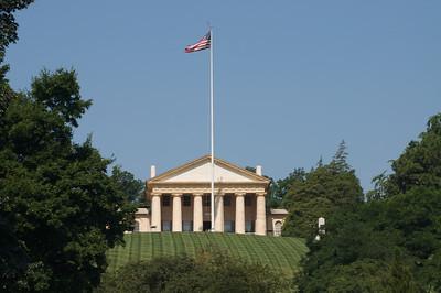 The Custis Lee Mansion