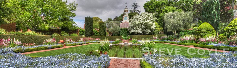 If you ever saw 'Heaven Can Wait', you saw Filoli. It's hard to top the beauty of this place in May. The gardens are immaculate and well worth the price of admission.