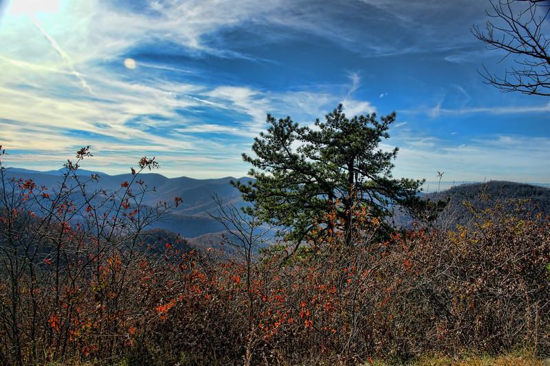 Skyline Drive, North Carolina