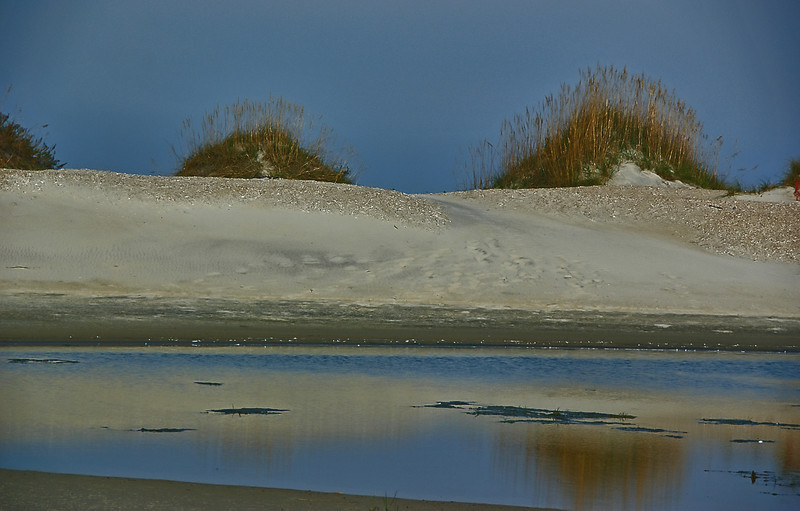 Dunes . Cape Hatteras, North Carolina