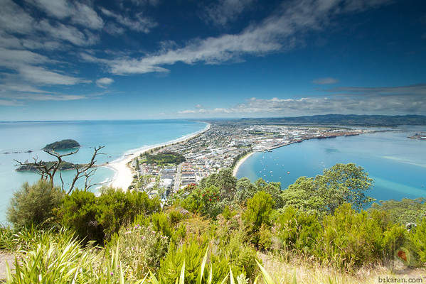 Mount Maunganui, Tauranga, Bay Of Plenty : New Zealand