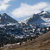 Ruby Mountains at Lamoille Canyon, NV