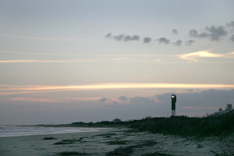 Lighthouse, Sullivans Island, South Carolina