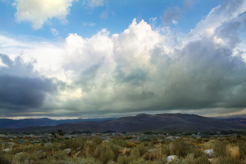 Southwest of Reno