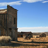 Streets of Bodie, California