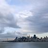 San Francisco from Alcatraz Island