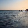 South Carolina Beach at Sunset