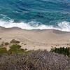 Beach near Santa Cruz, California