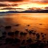 Tahoe Vista at Sunset