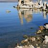 Tufas on Mono Lake, California