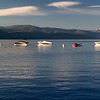 Sunrise at Speedboat Beach, Lake Tahoe, California