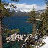 Lake Tahoe in Winter 3 of 3)