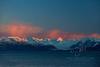 KBay Mountain Range sunset  ©2017  Janelle Orth