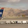 Airport at Reno, Nevada