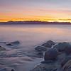 Tahoe Sunset by Third Creek