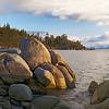 Eastshore of Lake Tahoe