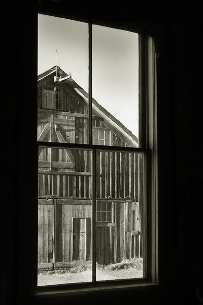 Window in Bodie