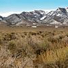 Nevada Landscape off Route 50