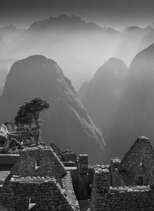 Machu Picchu Houses
