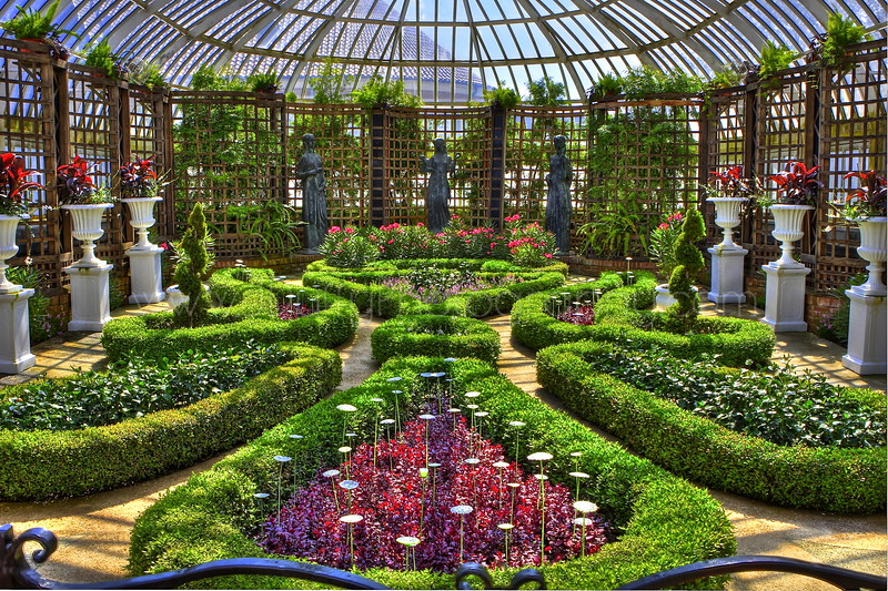 Afternoon at Phipps