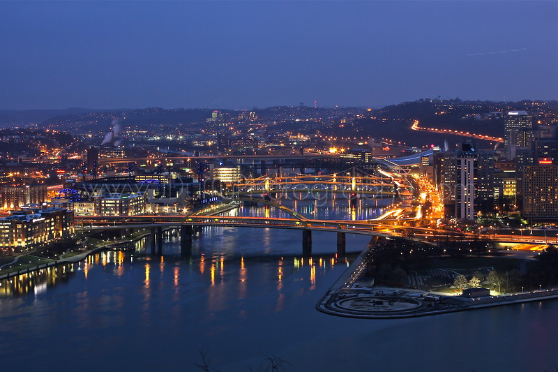 Bridges of the Allegheny