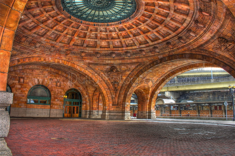 The Pennsylvanian<br /> <br /> If you've ever stepped foot under these arches you know how impressive it is.
