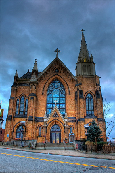 St. Mary of the Mount Church<br /> <br /> Mt. Washington