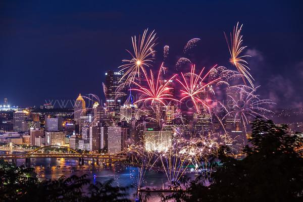 2018 Pittsburgh Calendar Photos