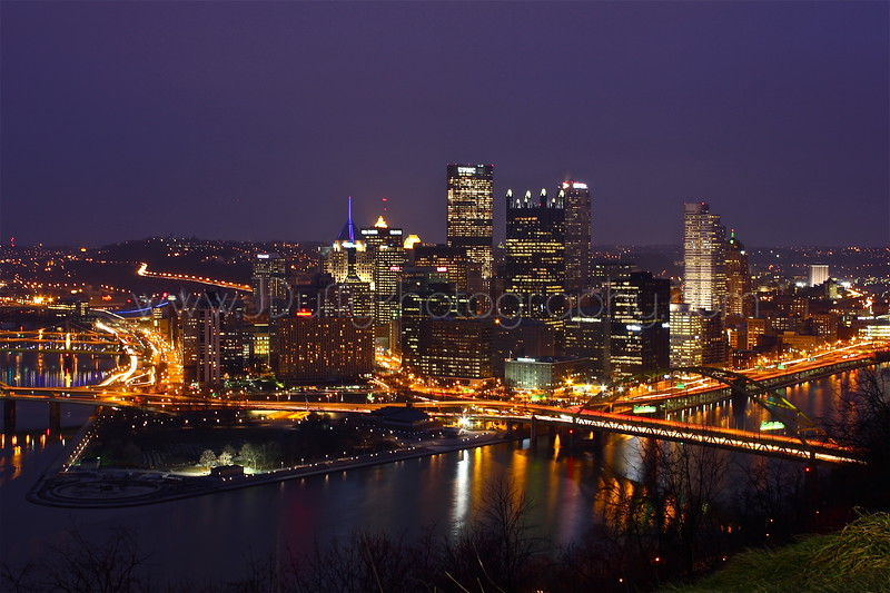 """Most Livable City""<br /> <br /> This is a view that never gets old from high atop Mount Washington"