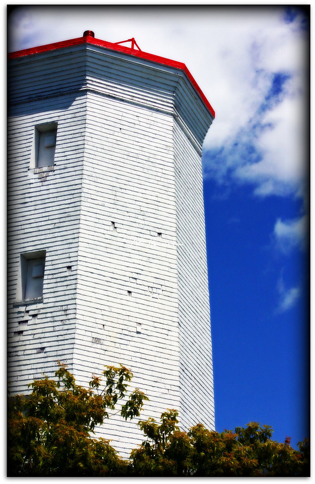 Pres'quille Lighthouse, Prince Edward County, Ontario