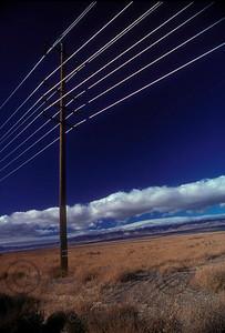 Somewher in Nevada 1979  © Didier Baverel