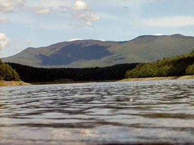 Waterbury Dam. Waterbury, Vermont