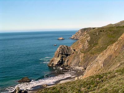 Pacific's Coast Line